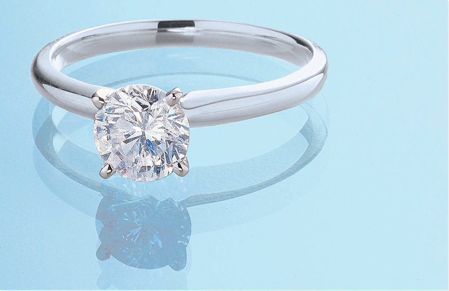 Buying a Diamond Solitaire Ring Jewelry Wise