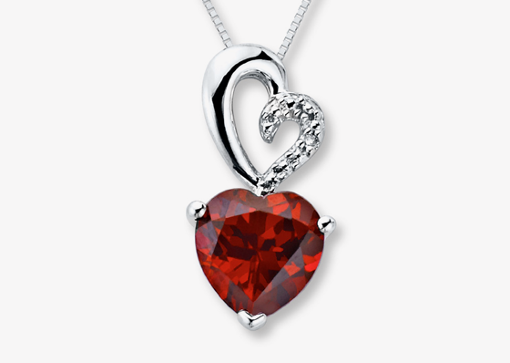 jewelrista heart necklace diamond valentines blog gift the valentine pendant jewelry ideas day best s