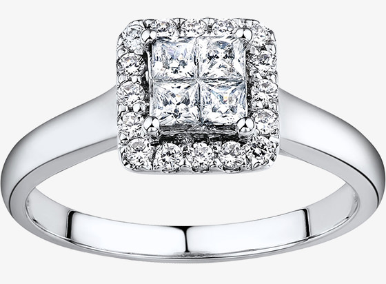 Diamond Engagement Ring Settings