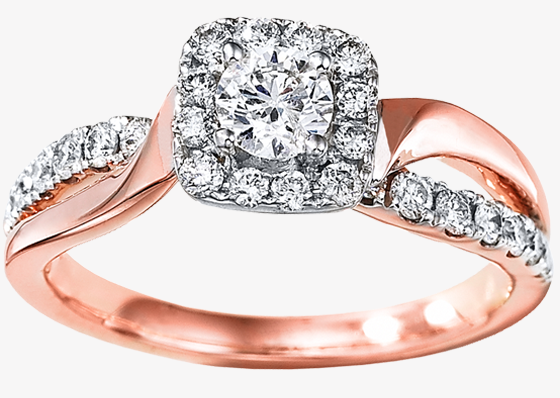 How do I choose an engagement ring style that will last through